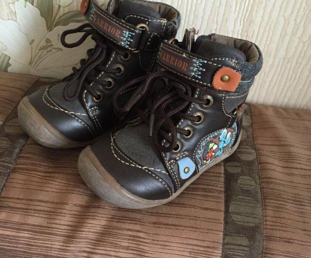 Ботинки осень новые. Фото 1. Энем.