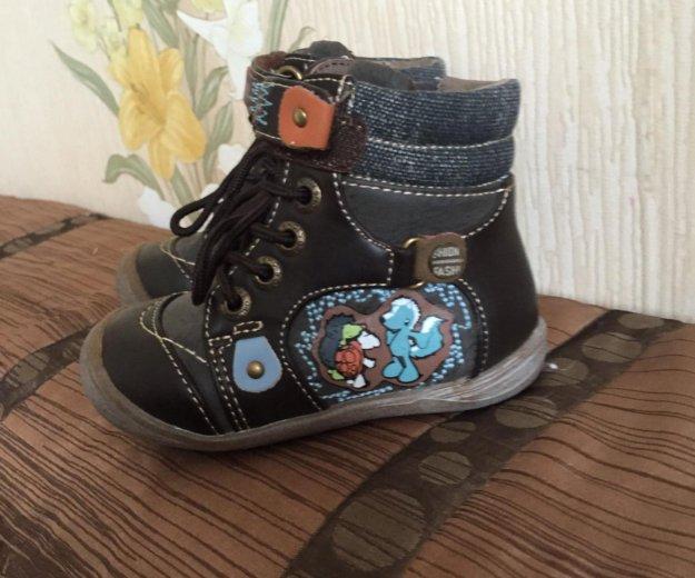 Ботинки осень новые. Фото 2. Энем.