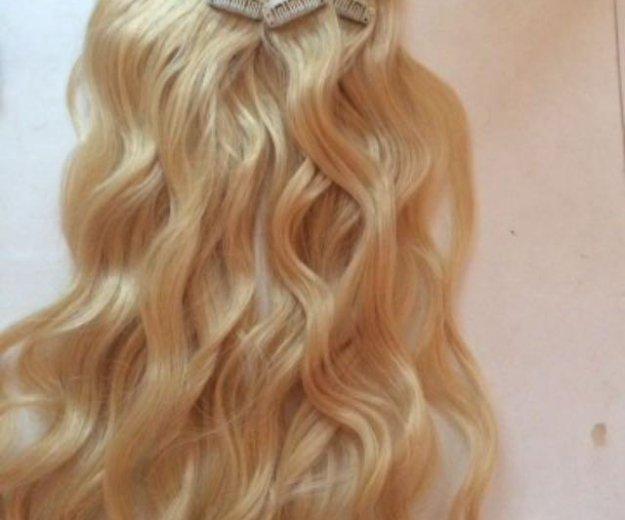 Волосы натуральные ,славянка. Фото 1. Новочебоксарск.
