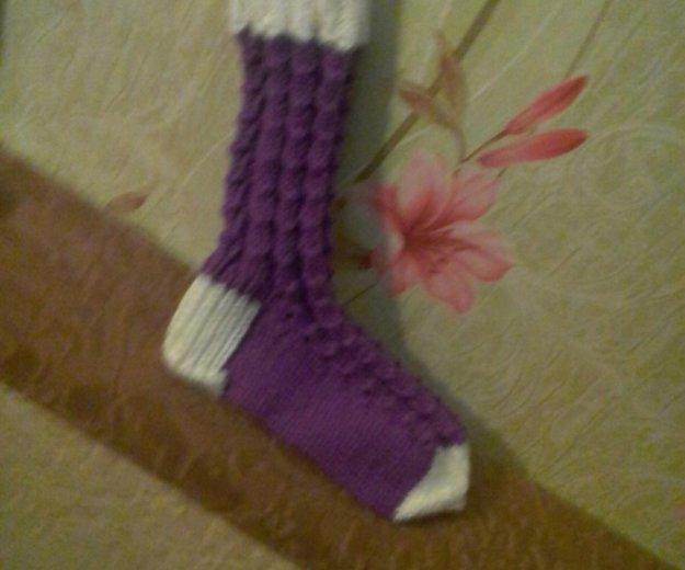 Вязаные носки. Фото 1. Находка.