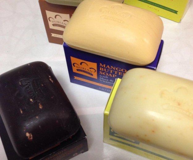 Натуральное мыло, разные ароматы. Фото 1. Хабаровск.