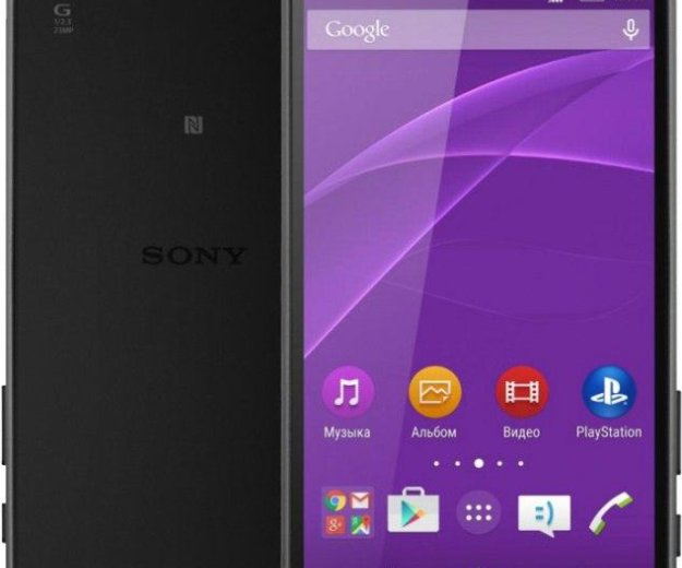 Sony xperia z5 compact graphite black. Фото 4. Челябинск.