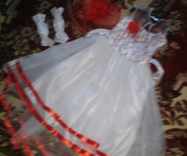 Платье праздничное. Фото 1. Братск.