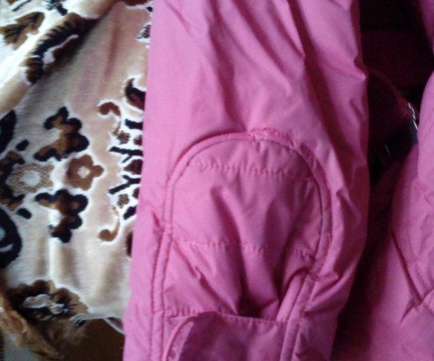 Куртка для девочки. Фото 2. Тюмень.