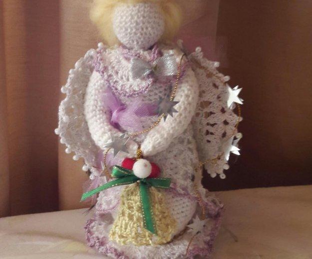 Рождественский ангел. Фото 2. Москва.