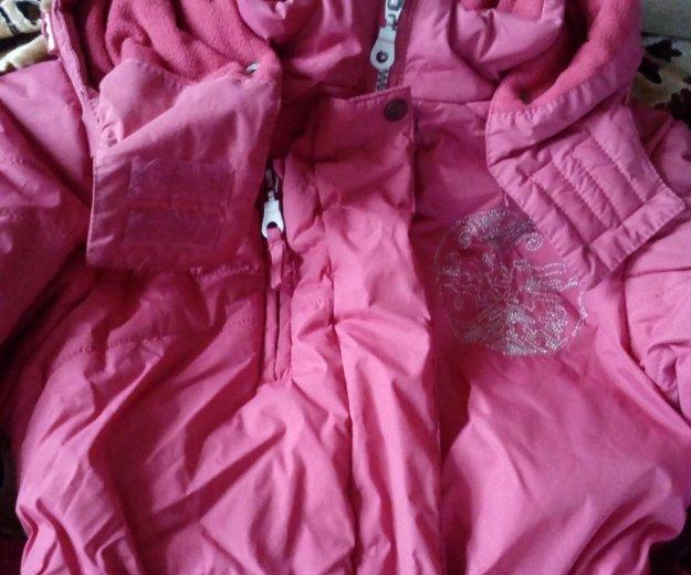 Куртка для девочки. Фото 4. Тюмень.