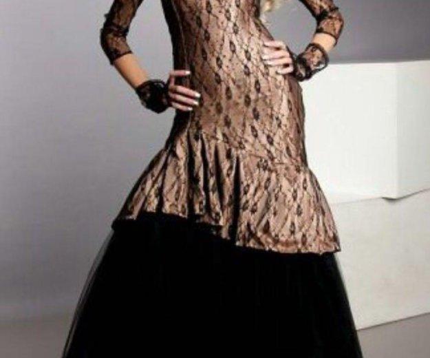 Платье со стразами swarovski. Фото 1. Санкт-Петербург.