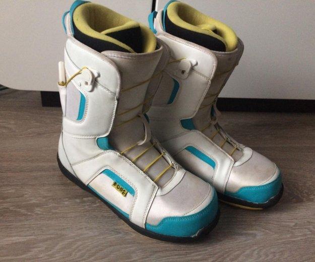 Ботинки для сноуборда 44-45. Фото 1. Екатеринбург.