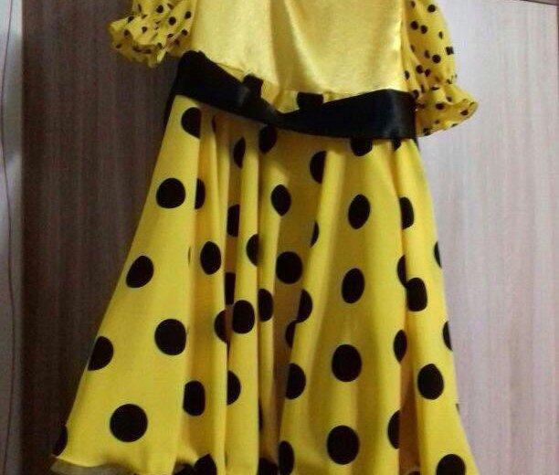 Платье в горошек. Фото 1. Чебоксары.