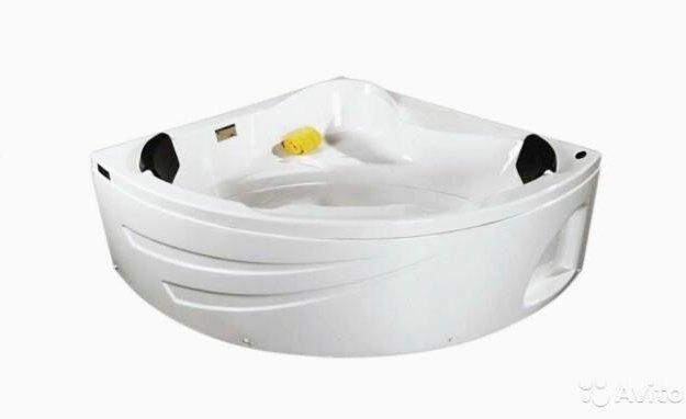 Новая 2хместная гидромассаж appollo su-1515 ванна. Фото 1.