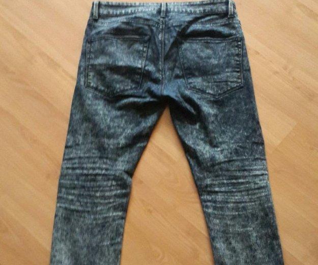 Заужинные джинсы newlook. Фото 2. Сочи.