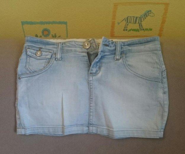 Юбка джинсовая. Фото 3. Люберцы.