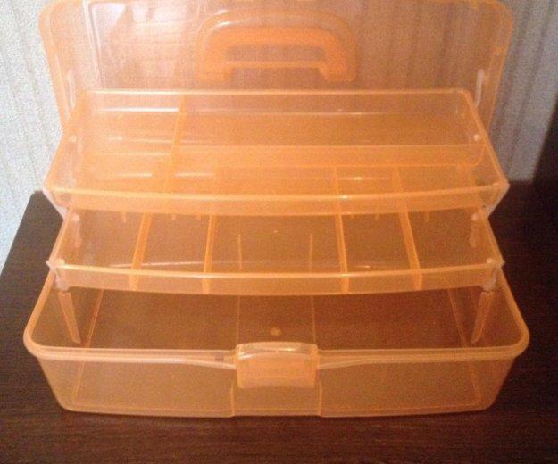 Пластиковый ящик. Фото 1. Кольцово.
