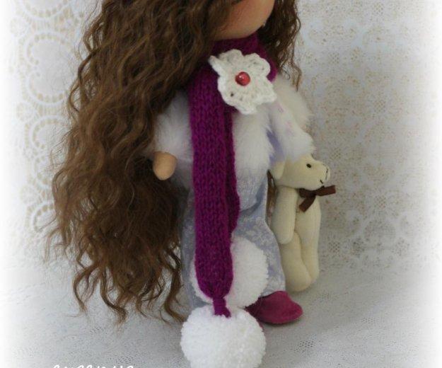 Текстильная куколка. ручная работа. Фото 2. Челябинск.