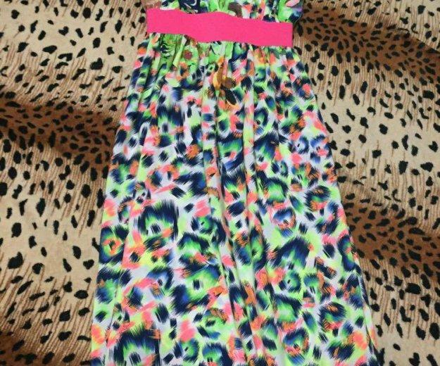 Платье в пол. Фото 1. Сочи.