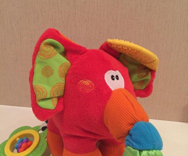 Слон игрушка развивающая. Фото 3. Володарского.