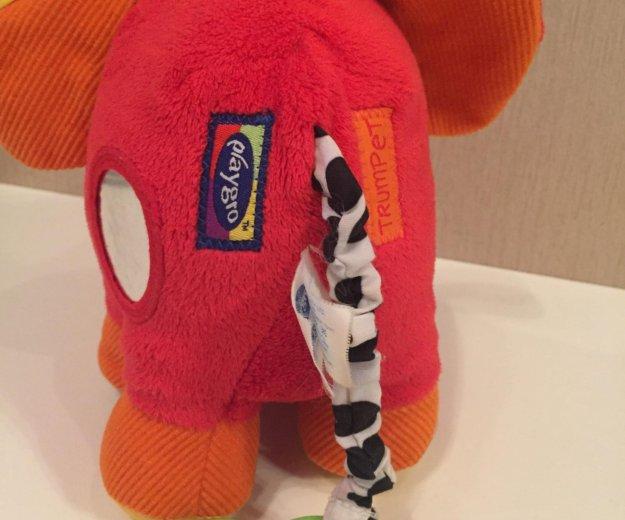 Слон игрушка развивающая. Фото 4. Володарского.