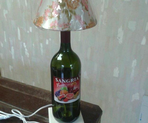 Настольная лампа. Фото 1.