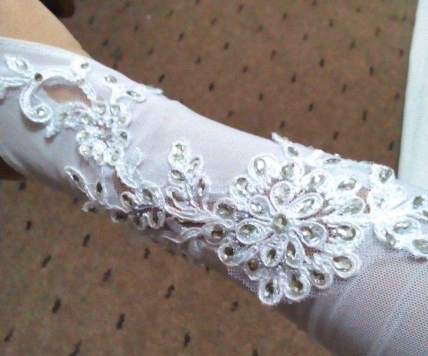 Свадебные перчатки. Фото 1. Алатырь.