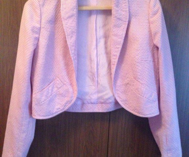 Пиджак женский болеро. Фото 1. Смышляевка.