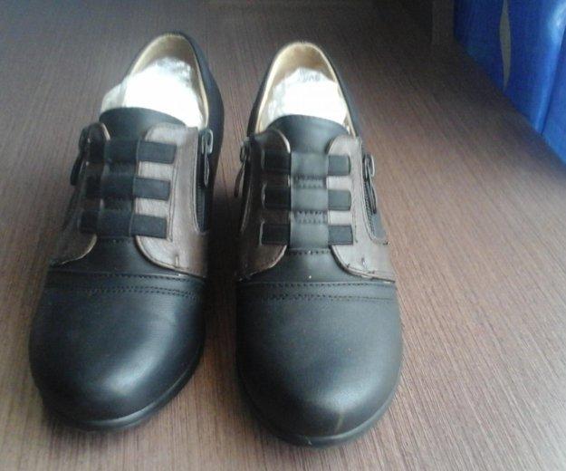 Туфли 37 размер. Фото 1. Осинники.
