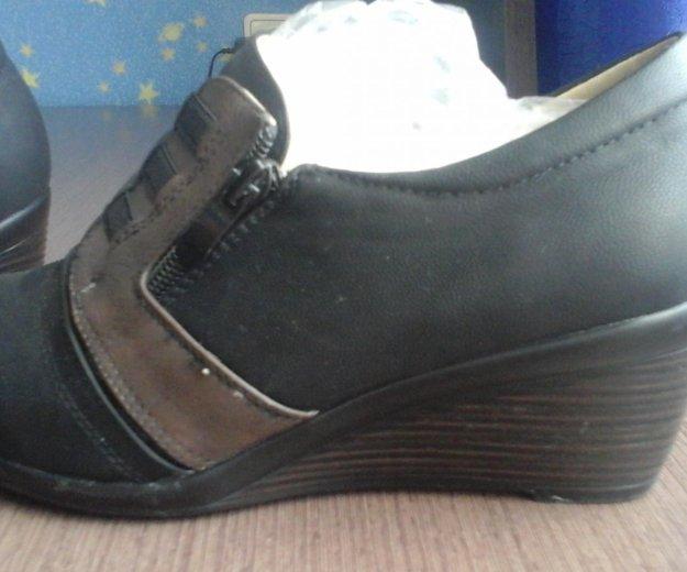 Туфли 37 размер. Фото 2. Осинники.