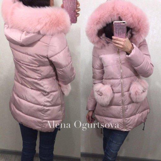 Зимняя женская куртка. Фото 2. Пушкино.
