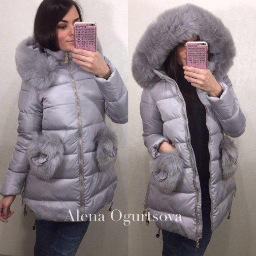 Зимняя женская куртка. Фото 3. Пушкино.