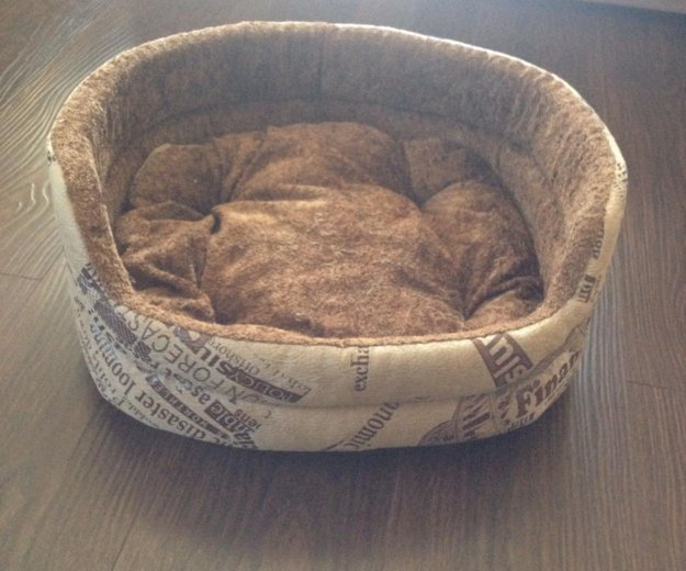 Лежанка для собаки или кошки. Фото 1. Грушевская.