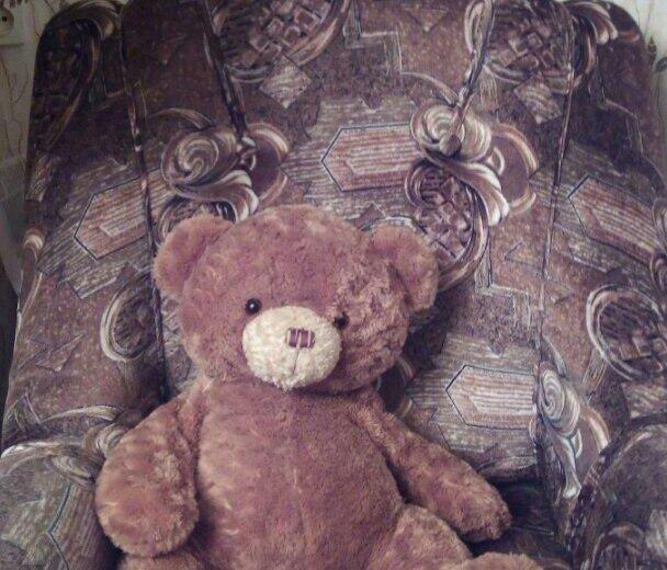 Медведь ищет добрые руки. Фото 1. Серпухов.