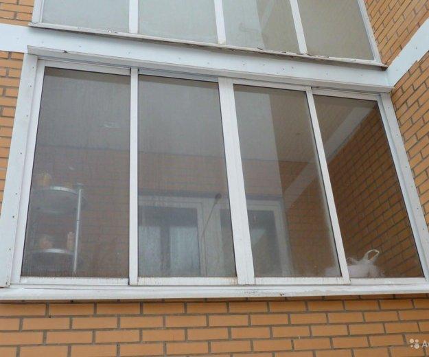 Балконные рамы размер 3.50*1.65. Фото 2. Железнодорожный.