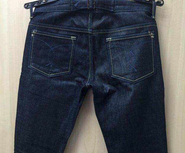 Итальянские джинсы на 46 размер. Фото 4. Москва.