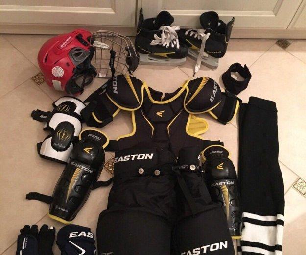 Хоккейная форма полностью с сумкой от4 до 6. Фото 4. Одинцово.