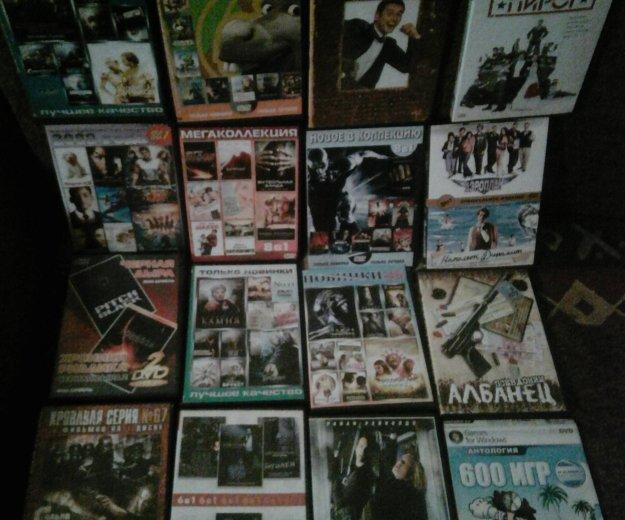 Диски фильмы игры компьютерные игры и многое друго. Фото 2. Юрьев-Польский.