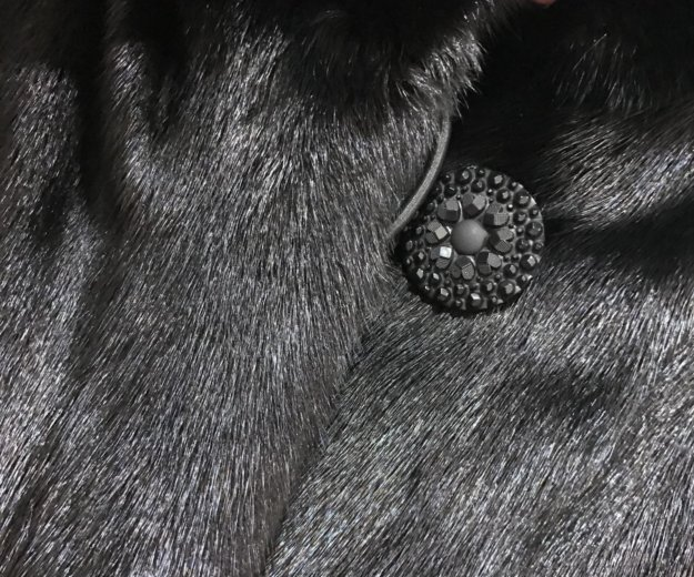 Норковая шуба. Фото 1. Саратов.