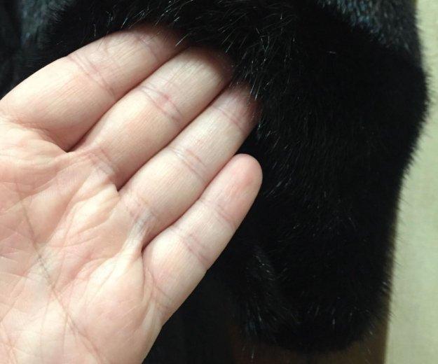 Норковая шуба. Фото 3. Саратов.