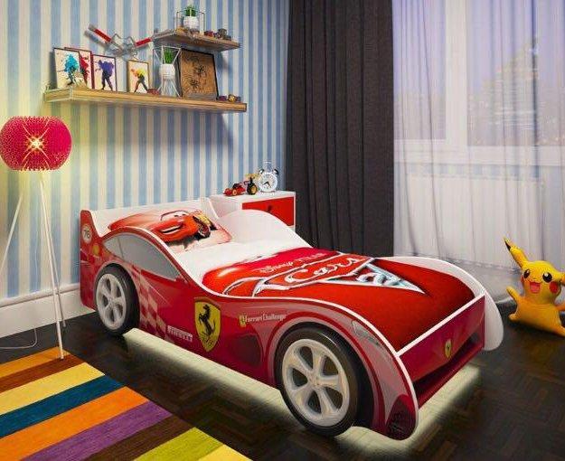 Кровать машинка новая. Фото 3. Санкт-Петербург.