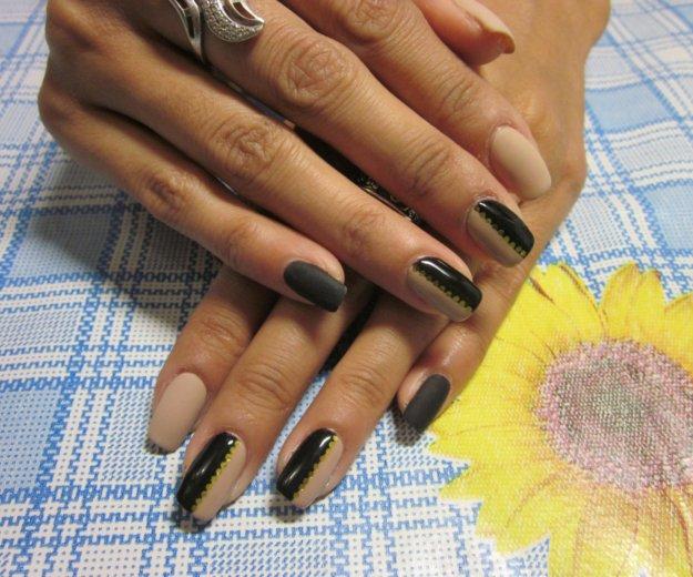 Мастер по наращиванию ногтей. Фото 3. Астрахань.