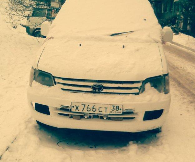 Toyota tawn ace hoah 98г. Фото 1. Иркутск.