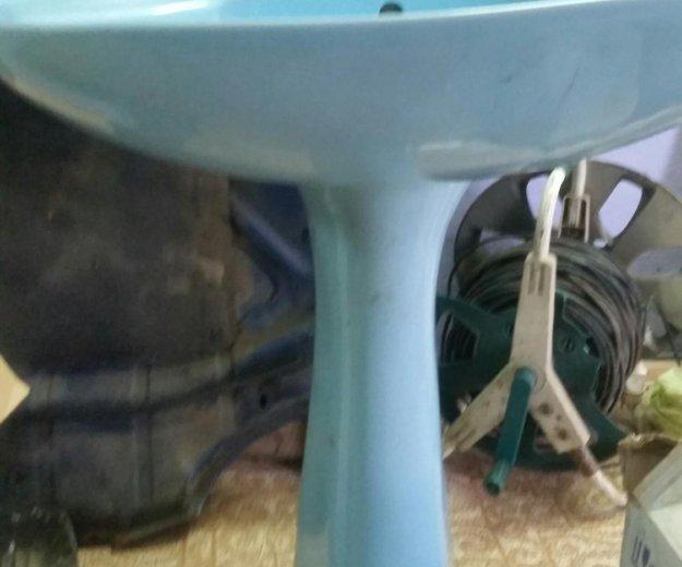 Умывальник   с ножкой. Фото 1. Тверь.