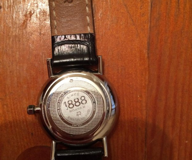 Швейцарские часы roamer. Фото 2. Москва.