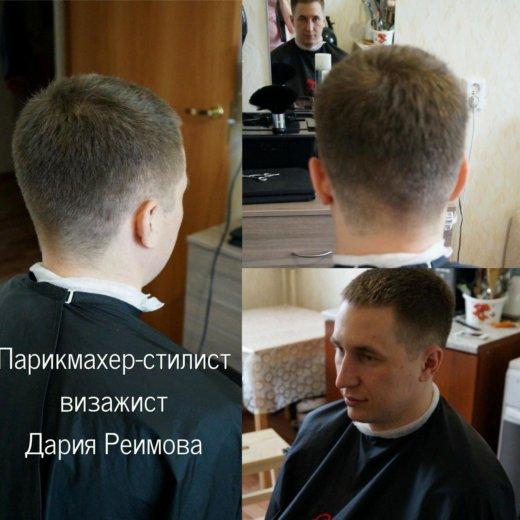 Мужские стрижки. Фото 3. Санкт-Петербург.