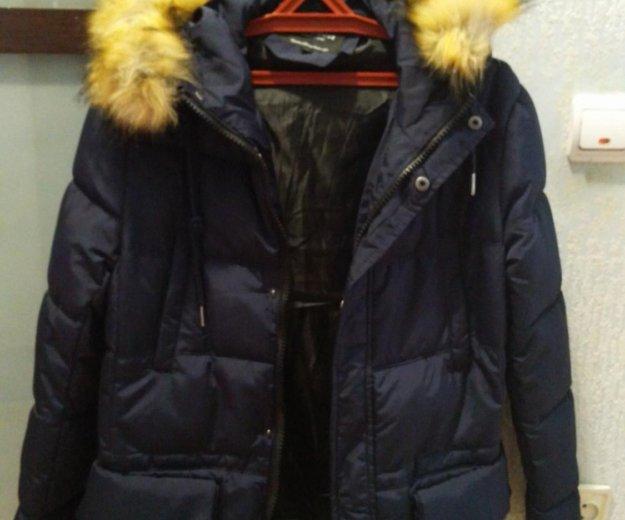 Куртка зимняя с капюшоном. Фото 1. Оренбург.