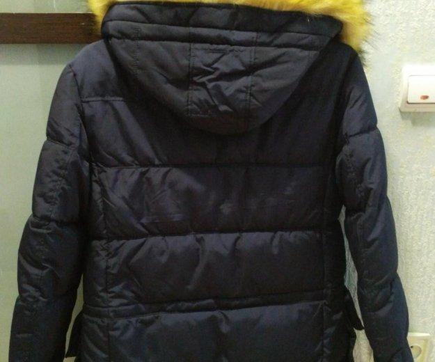 Куртка зимняя с капюшоном. Фото 2. Оренбург.
