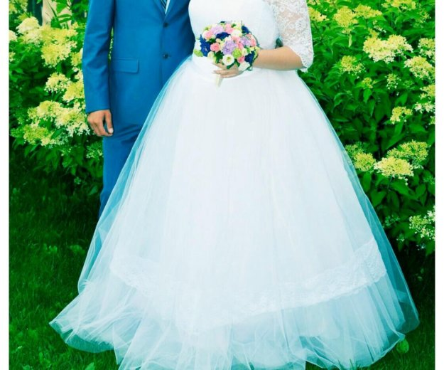 Свадебное платье. Фото 1. Челябинск.