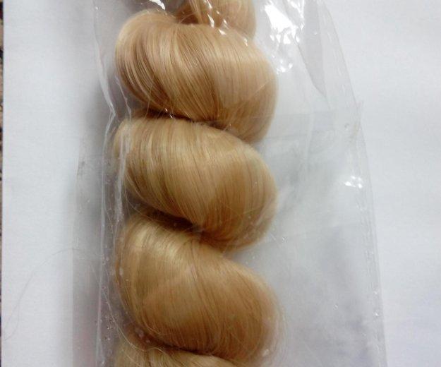 Трессы волосы для куклы. Фото 2. Москва.