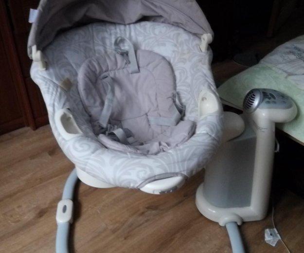 Люлька-качалка,кресло для младенцев. Фото 1. Юбилейный.