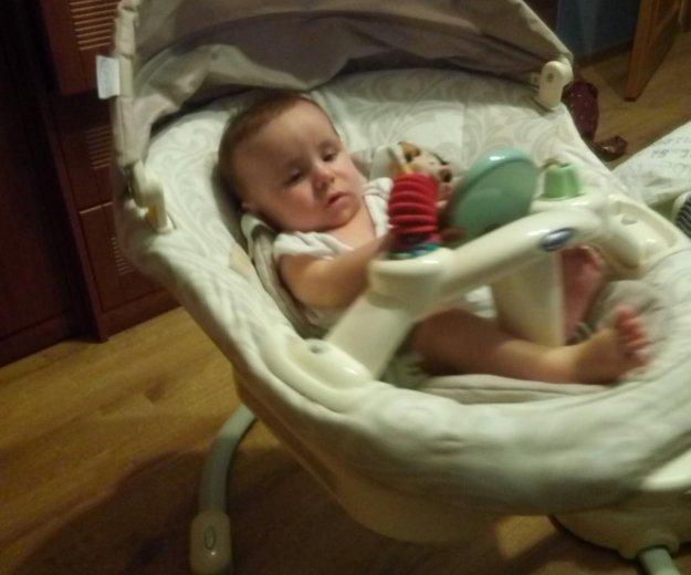 Люлька-качалка,кресло для младенцев. Фото 3. Юбилейный.