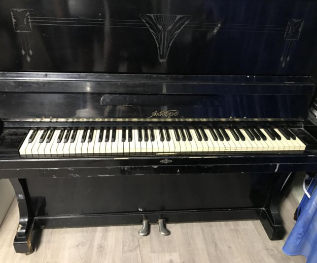Фортепиано. Фото 1. Москва.