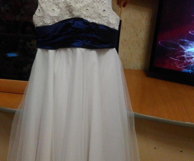 Платье праздничное на девочку. Фото 4. Дзержинск.
